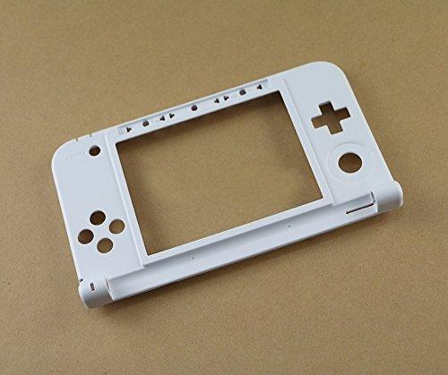 Gehäuse Weiß Schutzhülle Unten Mitte Rahmen Ersatz Kits Konsole für Nintendo 3DS XL/LL Spielkonsole
