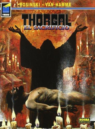 Thorgal 29, El sacrificio Cover Image