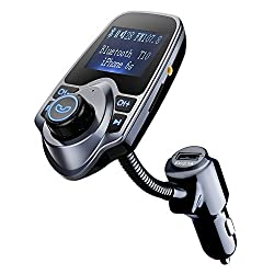 Aoeatop Bluetooth Fm Transmitter