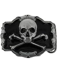 Boucle de ceinture Skull   Cross Bones, en un de mes présentation en ... 59cb5483d78