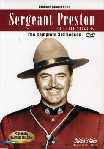 Sergeant Preston of the Yukon: Season 3 [DVD] [Import]