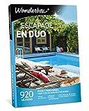 Wonderbox – Coffret cadeau couple - ESCAPADE EN DUO – 920 séjours d'une nuit en hôtels de charme, maisons d'hôtes authentiques, ferme vigneronne pour 2 personnes...