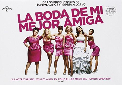 La Boda De Mi Mejor Amiga - Edición Horizontal (Import Dvd) (2013) Kristen Wii