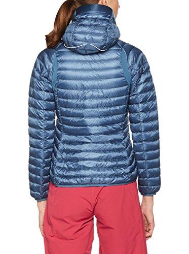 Haglöfs veste à capuche en duvet repas iII down pour homme SKY/BLUE