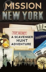 Mission New York: A Scavenger Hunt Adventure (For Kids) by Catherine Aragon (2015-02-24)