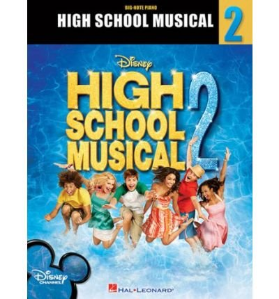 [(High School Musical 2: No. 2: Big Note Songbook )] [Author: Hal Leonard Publishing Corporation] [Oct-2007]