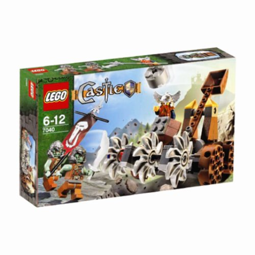 LEGO-Castle-7040-Dwarves-Mine-Defender