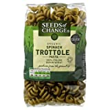 Seeds of Change Organic Spinach Pasta Trotolle, 500g