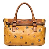 Desigual womens BOLS JULIETTA LOVERTY Senf