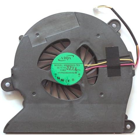 Ventola CPU Cooling Fan per Notebook OLIVETTI OLIBOOK P1500 - Compatibile AB0805HX-TE3, M7X
