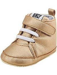 Scarpine Neonato Scarpe Neonato Unisex in Pelle Morbida - Ricamo a Forma di Cuore - Royal Sneaker Antiscivolo