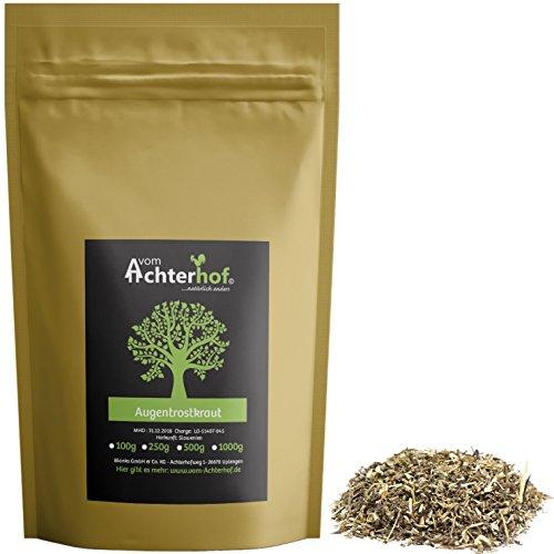 Preisvergleich Produktbild 250 g Augentrostkraut - Augentrost Tee - Natürlich vom Achterhof