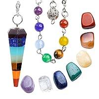 Un pendolo è uno strumento facile da usare che possono essere utilizzati per la divinazione e Dore. Favorisce la comunicazione tra spirito e il subconscio dei campi di forza intorno a un oggetto. Possono essere utilizzati per rispondere alle ...