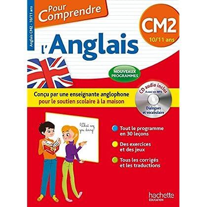 Pour comprendre l'Anglais CM2 - Nouveau programme 2016