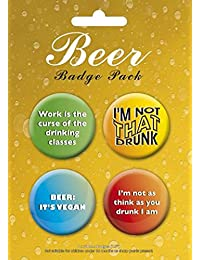 Badge Pack - Beer