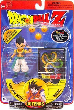 Dragonball Z Series 9 Maijin Buu Saga Action Figure Gotenks