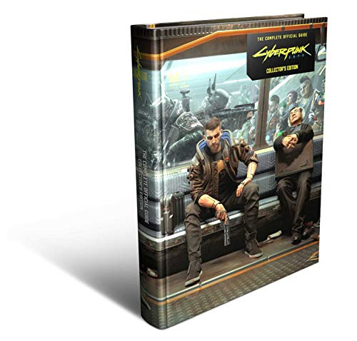 Cyberpunk 2077: The Complete Official Guide-Collector\'s Edition