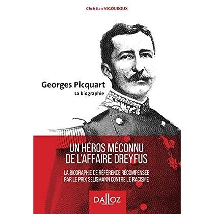 Georges Picquart. Biographie