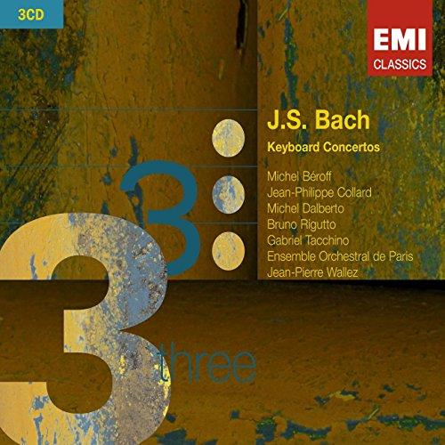 Preisvergleich Produktbild Klavierkonzerte BWV 1052-1058,  1060-1065