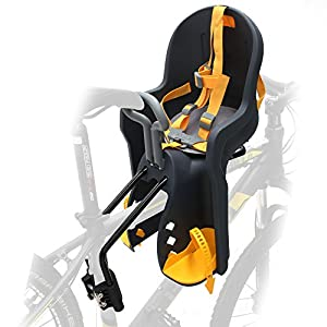 Bicycle Kids Child Front Baby Seat bike Carrier USA Standard with Handrail by Cyclingdeal