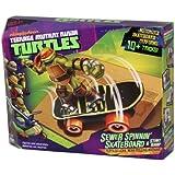Teenage Mutant Ninja Turtles - 2050887 - Figurine - Véhicule - Sewer Spinnin Skateboard