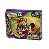 Teenage Mutant Ninja Turtles 14094051Sewer Spinnin Skateboard without - Best Reviews Guide