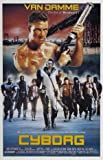 Cyborg - Jean Claude Van Damme - Movie Wall Poster Print - 30cm x 43cm / 12 inches x 17 inches