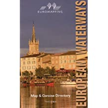 European Waterways Map and Directory