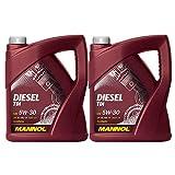 MANNOL Diesel TDI 5W-30 C3 DPF, 2 * 5 Liter