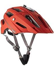 Cratoni goma Alltrack Pro–Casco de ciclismo, color rojo/negro, Small/Medium/54–58cm