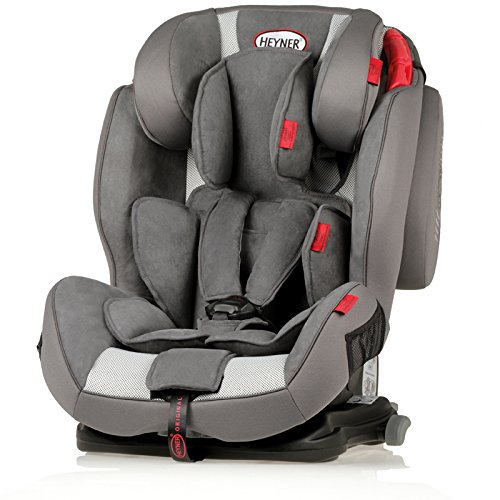 Preisvergleich Produktbild Heyner 786120 Kindersitz Capsula MultiFix ERGO 3D (I, II, III), Koala Grey