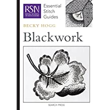 Royal School of Needlework Blackwork (Essential Stitch Guides)