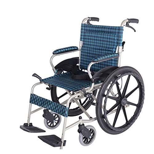MLMHLMR Scooter Elettrico per disabili Anziani Pieghevole Multifunzionale Camminatore