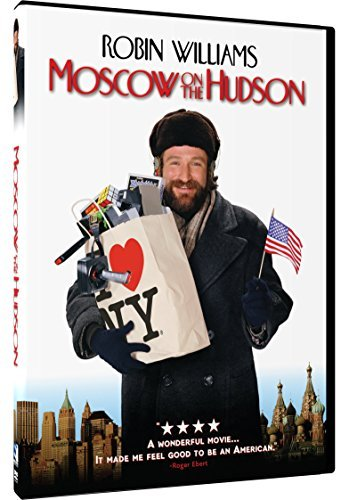 Moscow on the Hudson by Robin Williams