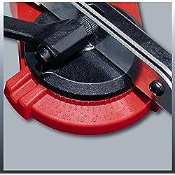 Einhell Affûteuse de chaîne de tronçonneuse électrique GC-CS 85 E (85 W, Epaisseur de la meule 3,2 mn, Dispositif de serrage, Livrée avec 1 meule abrasive)