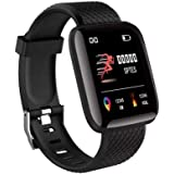 Smart watch 116 Plus with heart rate fitness