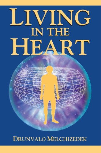 Living in the Heart [With CD] por Drunvalo Melchizedek