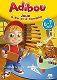 Adibou joue à lire et à compter 6-7 ans 2011/2012