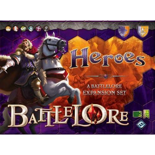Héros : Battlelore Expansion