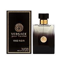 Versace Oud Noir for Men - Eau de Parfum, 100 ml