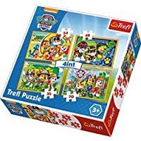 "Puzzles -""4in1"" - Always on Time"