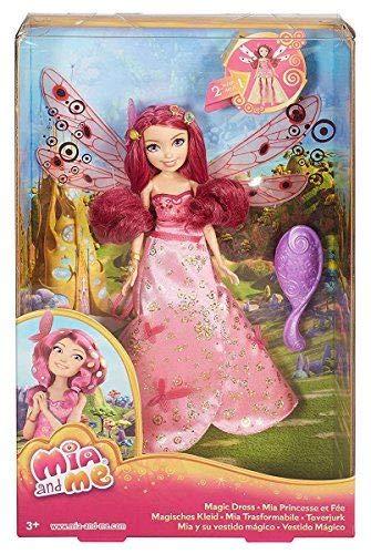 MIA AND ME Me - MIA y su Vestido mágico (Mattel CMM63)