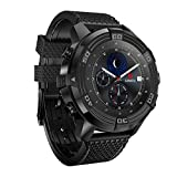 LEMFO LEM6 Smartwatch Android 5.1 Quad Core 1.3GHz 1GB/16GB 3G Smartwatch GPS\WIFI\BT IP67 Support