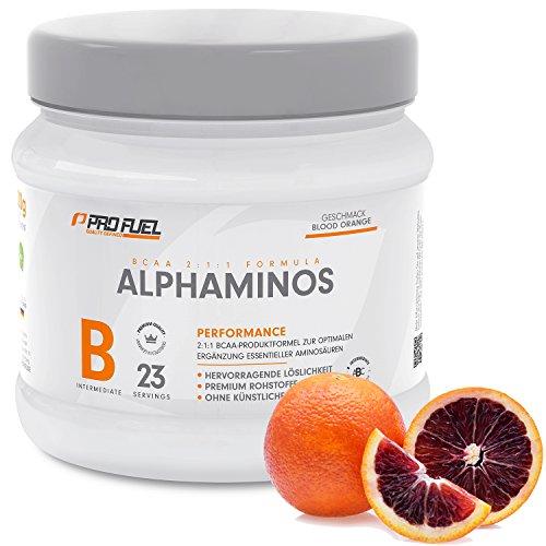 PROFUEL® Alphaminos BCAA Pulver 300g