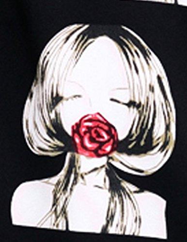Jollychic - Robe - Style classique - Femme Noir