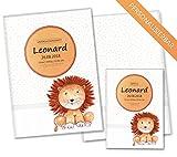 Die besten Für U Designs Tiere Bücher - U-Heft Hülle SET Safari Tour Untersuchungsheft Hülle Bewertungen