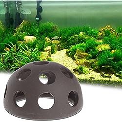 Lunji Aquarium Decoration - Grottes Céramique pour Petit Poisson et Crevettes 5.5x4cm