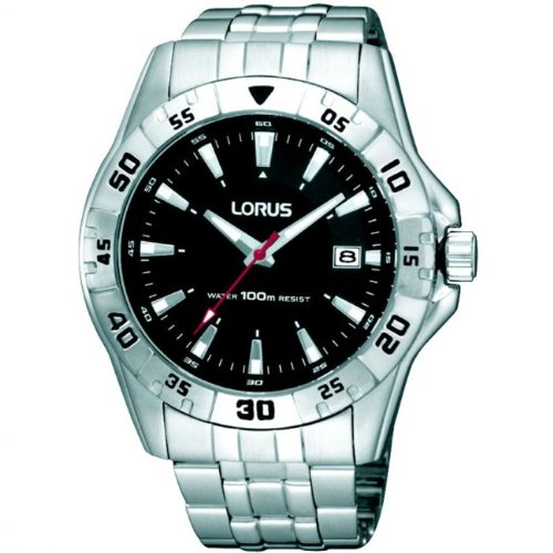 Lorus Gents Sports Bracelet Watch RXH49HX9