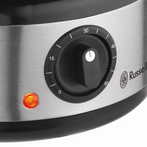 51 yh2JxeoL. SS500  - Russell Hobbs Food Collection Compact Food Steamer 14453, 7 L - Brushed Stainless Steel