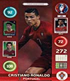 Panini UEFA Euro 2016 - Cristiano Ronaldo Time Machine Card #023 by Adrenalyn XL